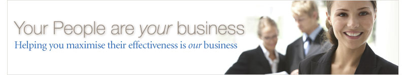 Barrington e2e - Your People are your business, Helping you maximise their effectiveness is our business